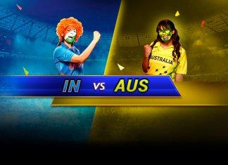 India vs Australia, 1st ODI