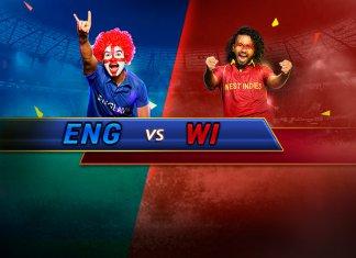 West Indies vs England, 1st Test