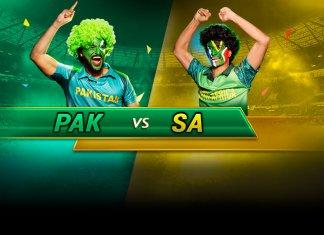 South Africa vs Pakistan, 1st ODI