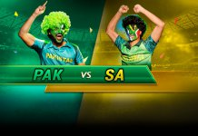 South Africa vs Pakistan, 2nd ODI