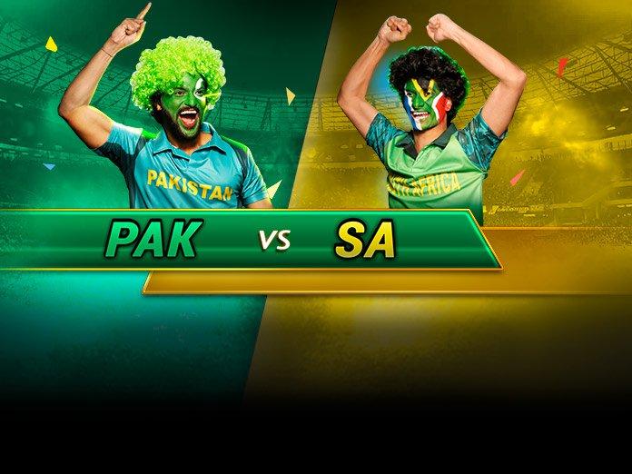 South Africa vs Pakistan, 5th ODI
