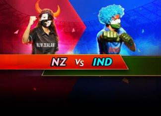 India vs New Zealand, 2nd ODI