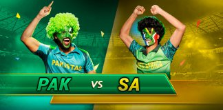 South Africa vs Pakistan, 2nd T20I