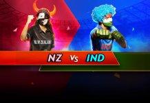 New Zealand vs India, 5th ODI