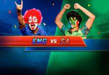 England vs South Africa 2019