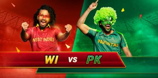 ICC World Cup West Indies vs Pakistan