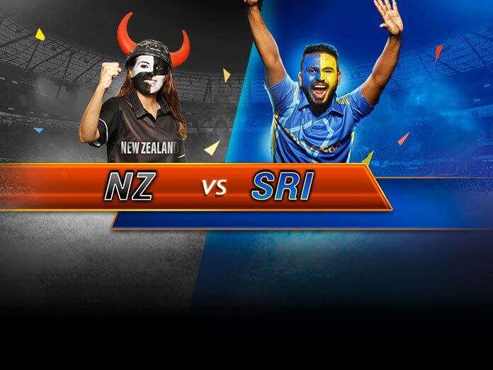New Zealand vs Sri Lanka ICC world cup
