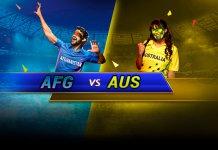 icc world cup Afghanistan vs Australia