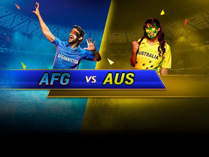 icc world cup Afghanistan vs Australia