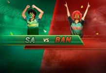 Bangladesh vs South Africa World Cup 2019