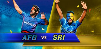 Afghanistan vs Sri Lanka world cup 2019