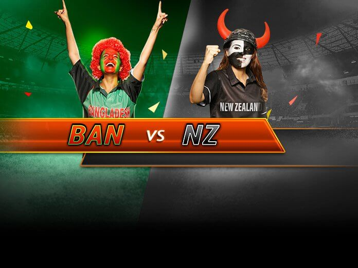 Bangladesh vs New Zealand World Cup 2019