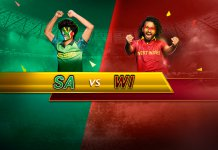 South Africa vs West Indies World Cup 2019