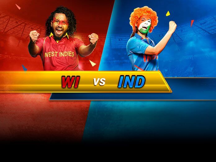 West Indies vs India ICC World Cup 2019