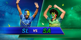 Sri Lanka vs South Africa ICC World Cup 2019