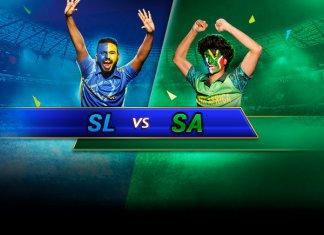 Sri Lanka vs South Africa ICC World Cup 2019