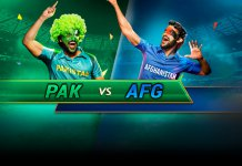 Pakistan vs Afghanistan ICC World Cup 2019