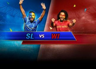 Sri Lanka vs West Indies ICC Cricket World Cup 2019