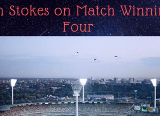 Ben Stokes on match winning four