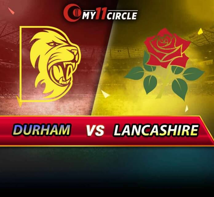 Lancashire vs Durham North Group Match