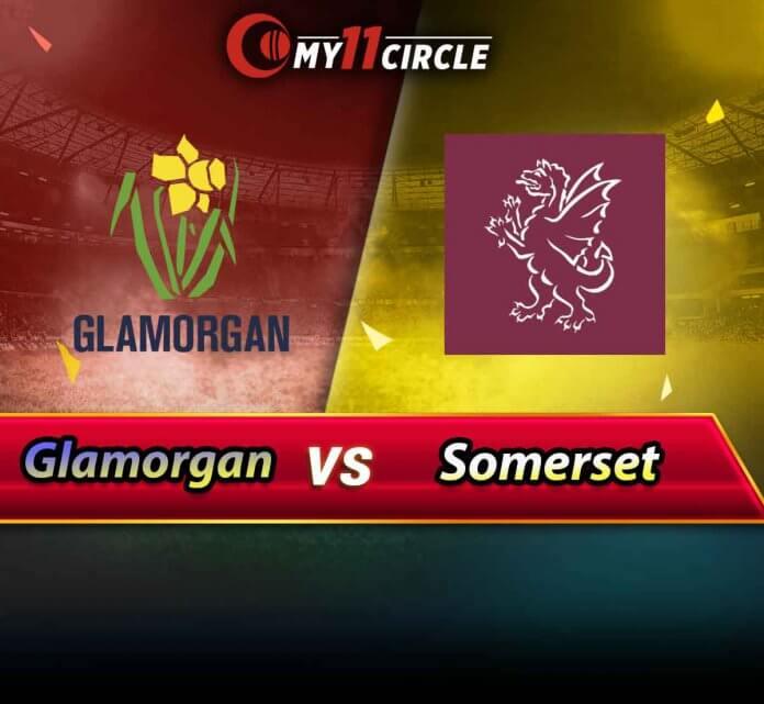 Glamorgan vs Somerset Prediction T20 Blast 2019