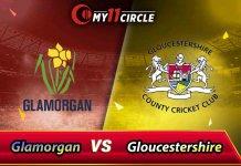 Gloucestershire vs Glamorgan South Group