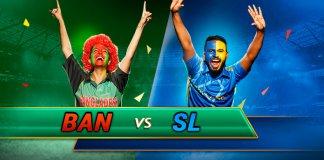Sri Lanka vs Bangladesh, 2nd ODI