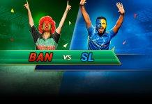 Sri Lanka vs Bangladesh, 1st ODI