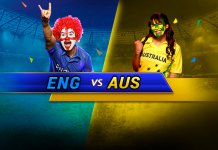 England Women vs Australia Women, 3rd T20I Match