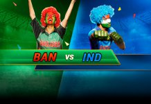 Bangladesh vs India World Cup 2019
