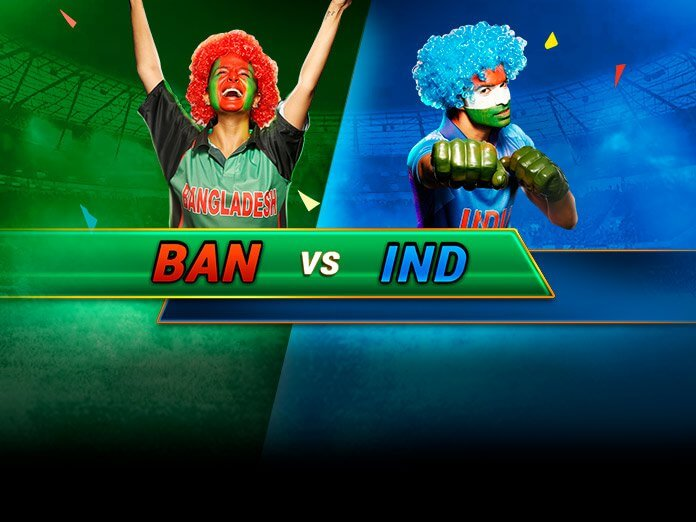 Bangladesh vs India World Cup 2019