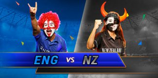 England vs New Zealand ICC World Cup 2019