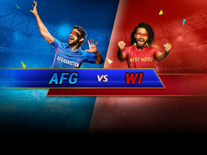 Afghanistan vs West Indies ICC World Cup 2019
