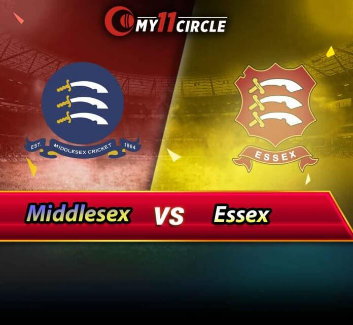 Middlesex vs Essex South Group