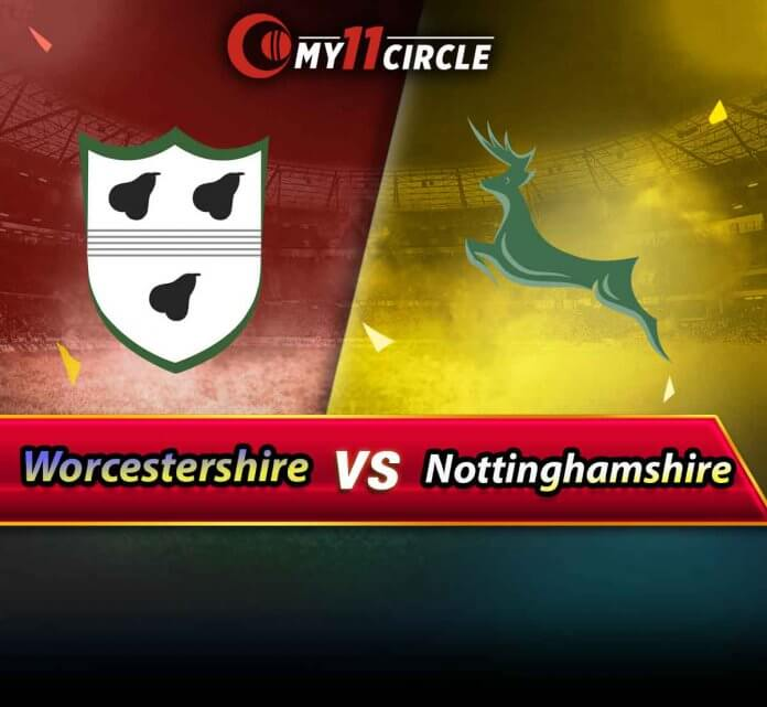 Nottinghamshire vs Worcestershire North Group