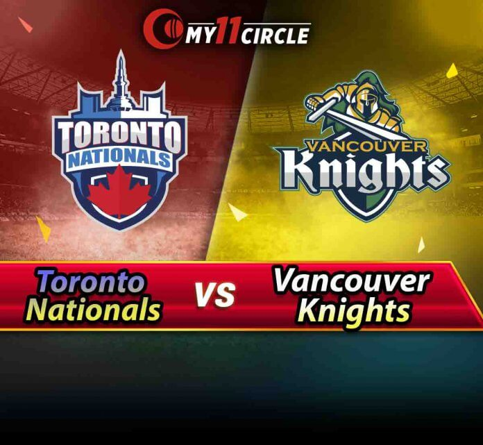 Toronto Nationals vs Vancouver Knights 1st Match Global
