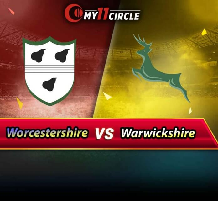 Worcestershire vs Warwickshire North Group(19-July) preview