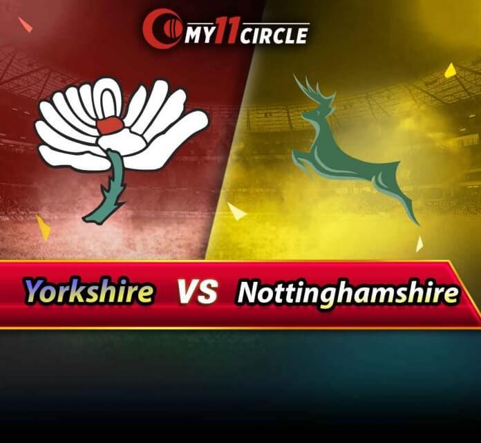 Yorkshire-vs-Nottinghamshire-North-Group-Match