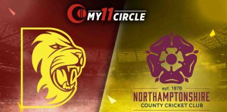 Durham vs Northamptonshire North Group Match