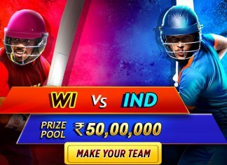 West Indies vs India 2nd Test