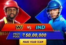 West Indies vs India 1st T20I Prediction