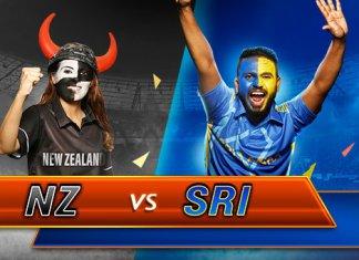 Sri Lanka vs New Zealand 1st T20I Match Prediction Preview