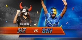 Sri Lanka vs New Zealand, 1st T20I: