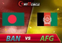 Bangladesh vs Afghanistan 3rd T20I Bangladesh Tri Series 2019 Match prediction