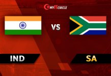 India vs South Africa 1st Test