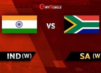 India Women vs South Africa Women, 1st T20I
