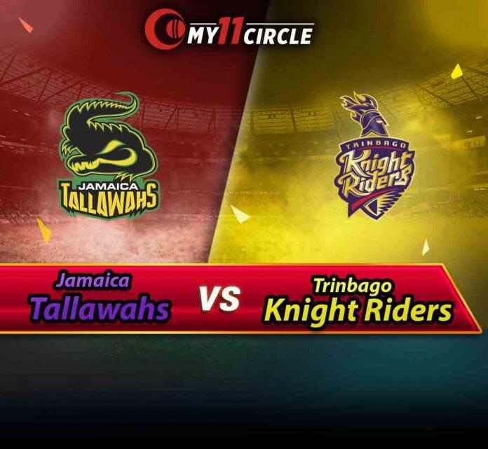 Jamaica Tallawahs vs Trinbago Knight Riders CPL