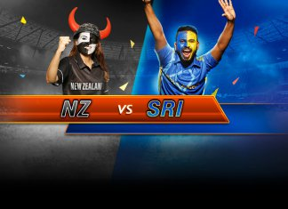 Sri Lanka vs New Zealand, 2nd T20I