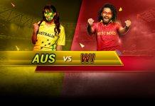 West Indies Women vs Australia Women, 2nd T20I
