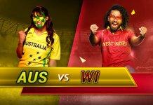 West Indies Women vs Australia Women, 3rd ODI